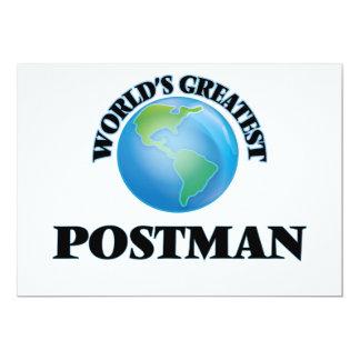 World's Greatest Postman Cards