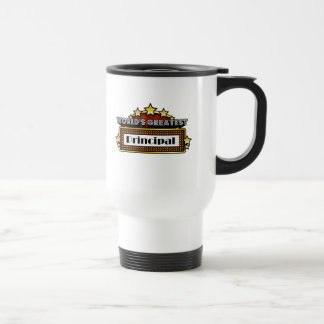 World's Greatest Principal Stainless Steel Travel Mug