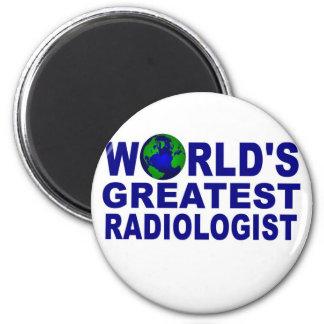 World's Greatest Radiologist Magnet