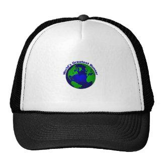 World's Greatest Runner Mesh Hat