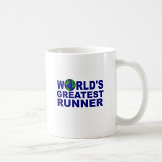 World's Greatest Runner Mug