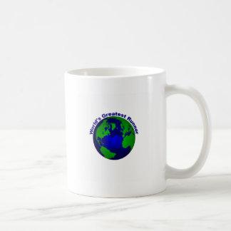 World's Greatest Runner Coffee Mugs