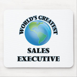 World's Greatest Sales Executive Mouse Pads