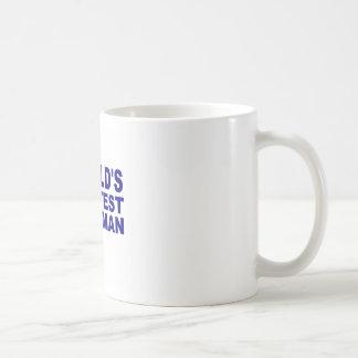 World's Greatest Salesman Coffee Mugs