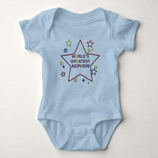 Worlds Greatest Star Nephew Infant Creeper
