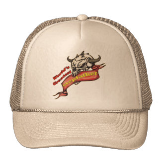 World's Greatest Stepdad Father's Day Gift Cap