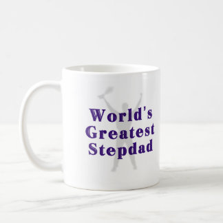 World's Greatest Stepdad Mug