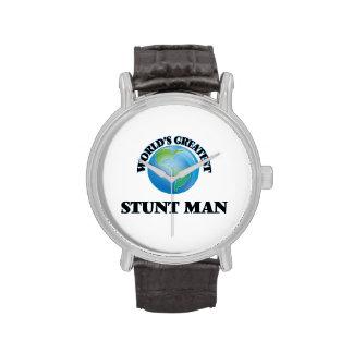 World's Greatest Stunt Man Wrist Watches