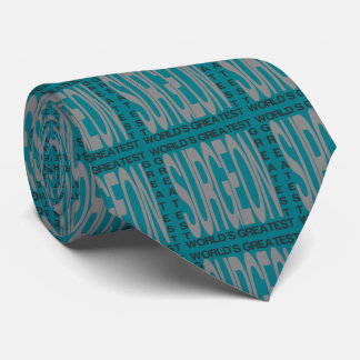 Worlds Greatest Surgeon Tie