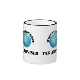 World's Greatest Tax Adviser Coffee Mugs