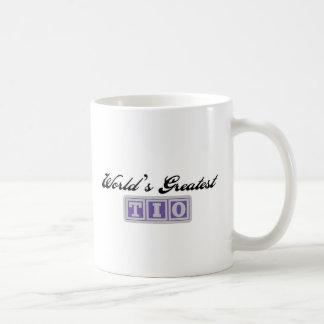 World's Greatest Tio Coffee Mug