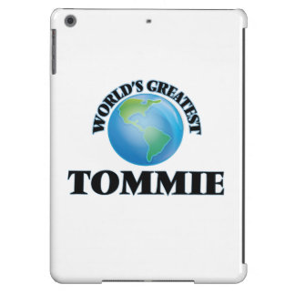 World's Greatest Tommie Cover For iPad Air