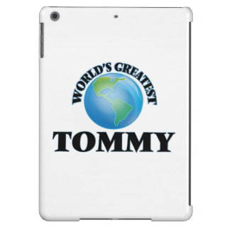 World's Greatest Tommy Case For iPad Air