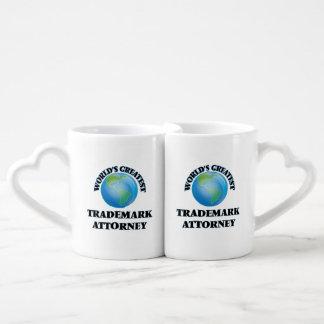 World's Greatest Trademark Attorney Lovers Mugs