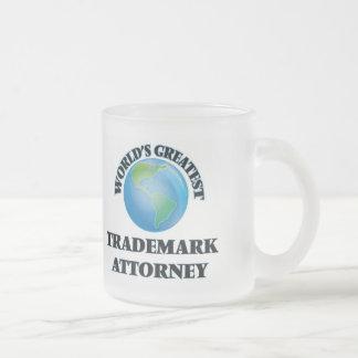 World's Greatest Trademark Attorney Mugs
