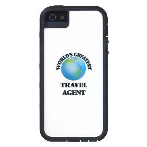 World's Greatest Travel Agent iPhone 5 Covers