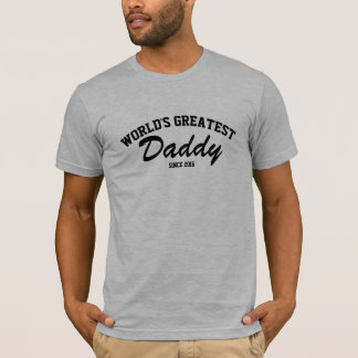 World's Greatest | You Customize Name T-Shirt