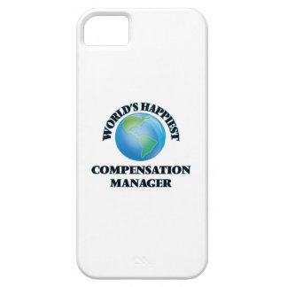 World's Happiest Compensation Manager iPhone 5 Cover