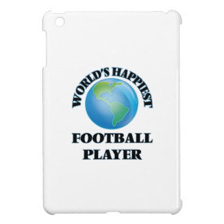 World's Happiest Football Player iPad Mini Case