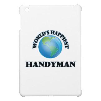 World's Happiest Handyman iPad Mini Covers