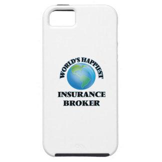 World's Happiest Insurance Broker iPhone 5 Case