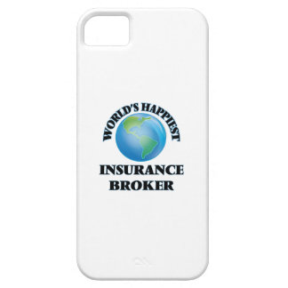 World's Happiest Insurance Broker iPhone 5 Covers