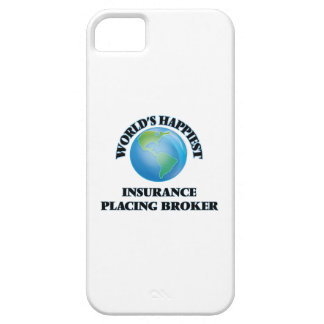 World's Happiest Insurance Placing Broker iPhone 5 Cover