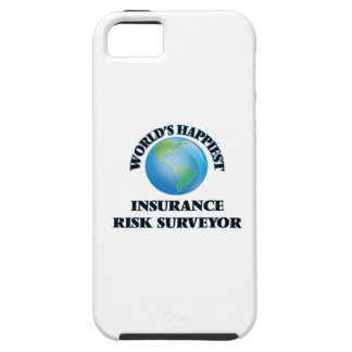 World's Happiest Insurance Risk Surveyor iPhone 5 Cover