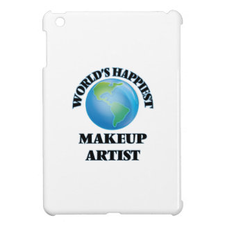World's Happiest Makeup Artist Cover For The iPad Mini