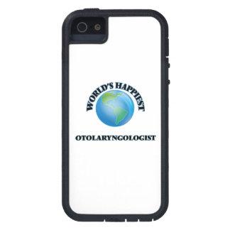 World's Happiest Otolaryngologist iPhone 5 Covers