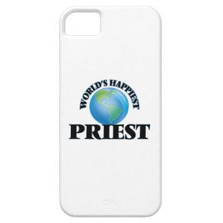 World's Happiest Priest iPhone 5 Cases