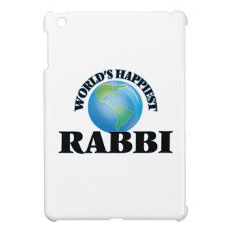 World's Happiest Rabbi iPad Mini Cover