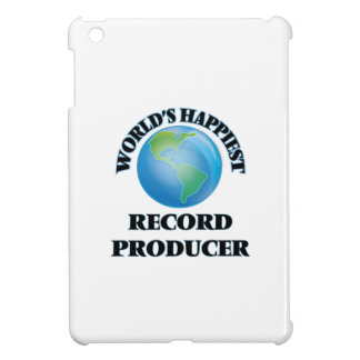 World's Happiest Record Producer iPad Mini Cases
