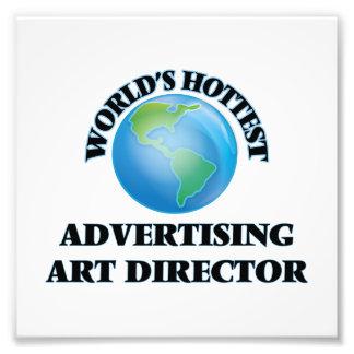 World's Hottest Advertising Art Director Art Photo