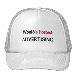 Worlds Hottest Advertising Trucker Hats