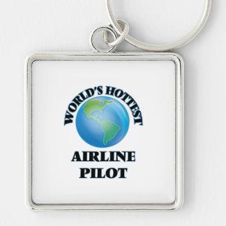 World's Hottest Airline Pilot Keychains