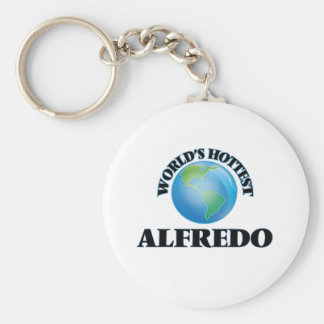World's Hottest Alfredo Keychain