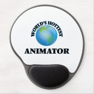 World's Hottest Animator Gel Mousepads