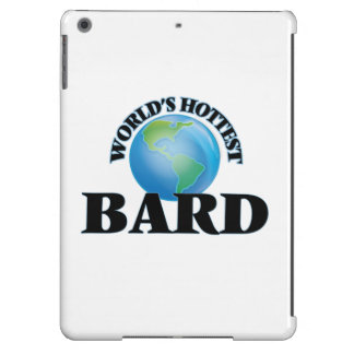 World's Hottest Bard Cover For iPad Air