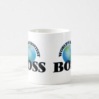 World's Hottest Boss Mug