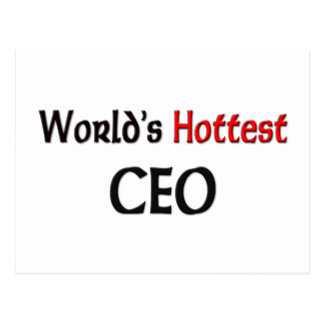 Worlds Hottest Ceo Post Cards