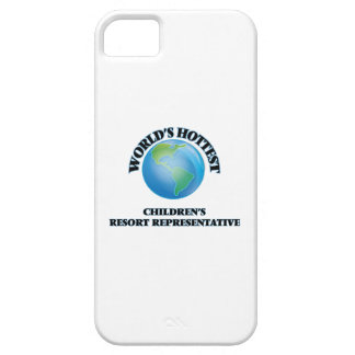 World's Hottest Children's Resort Representative iPhone 5 Covers