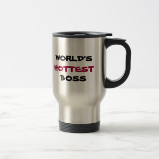 WORLD'S HOTTEST coffee mug