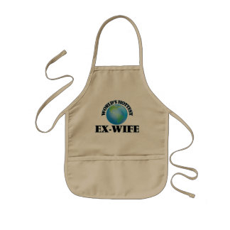 World's Hottest Ex-Wife Apron