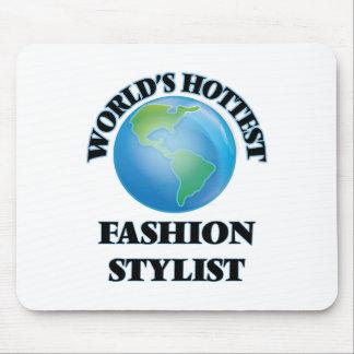 World's Hottest Fashion Stylist Mousepad
