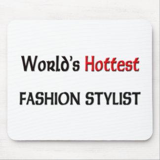 Worlds Hottest Fashion Stylist Mouse Mats