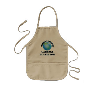 World's Hottest Garbage Collector Aprons