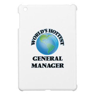 World's Hottest General Manager Cover For The iPad Mini