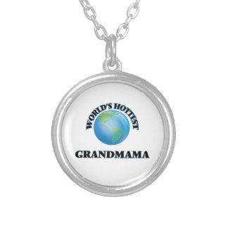 World's Hottest Grandmama Custom Necklace