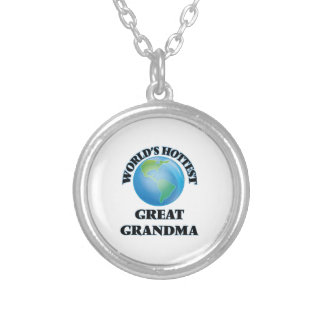 World's Hottest Great Grandma Custom Jewelry